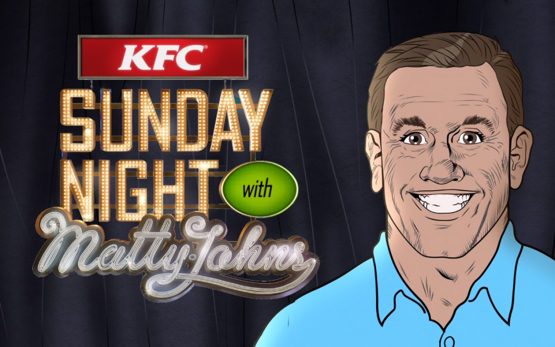 Sunday Night With Matty Johns